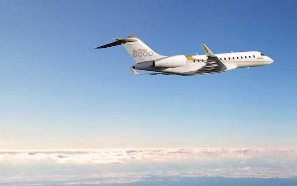 Sale of Four Global 6000 Business Jets to Undisclosed Customer