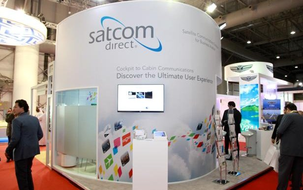 Satcom Direct at JetExpo 2016