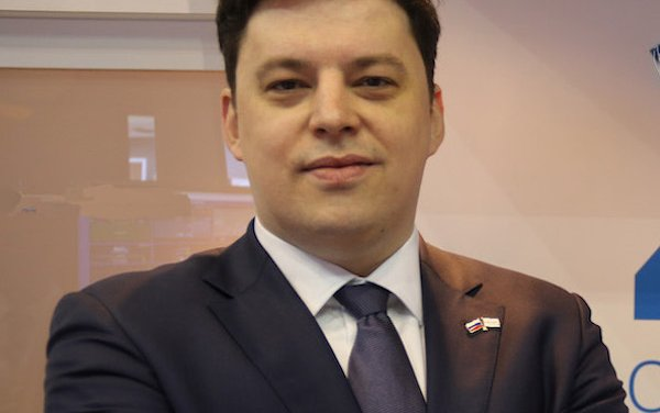 Satcom  Direct names Evgeniy Pashkov regional director  EEMEA