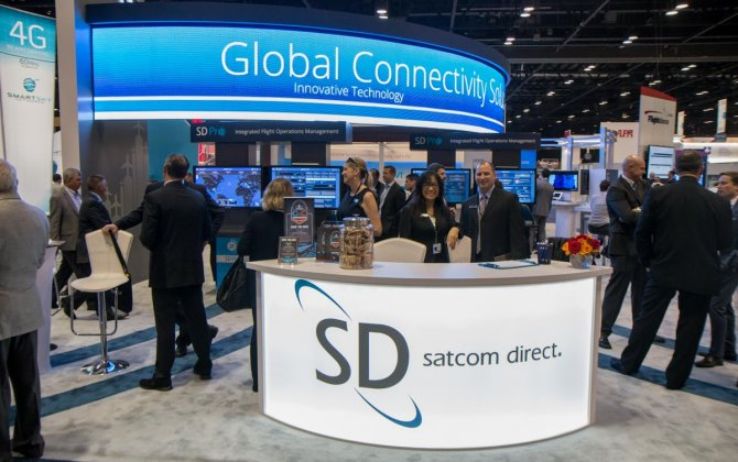 Satcom Direct brings big connectivity to small, rotary and turboprop cabins, with launch of SD LTE Hub