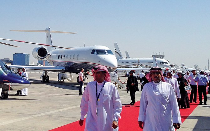 Saudi Aviation Club & Adone Events launch Saudi Airshow, a new aviation event for the Middle East