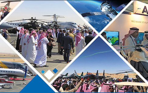 Saudi International Airshow 2021 doubles in size