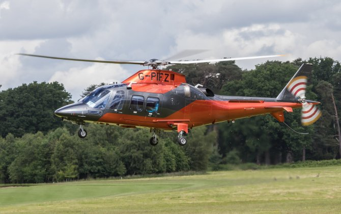 SaxonAir adds two more VIP helicopters to its charter fleet to fulfil demand