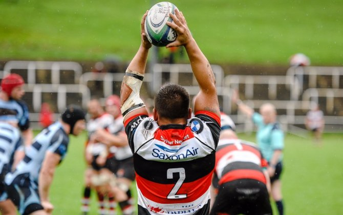SaxonAir flies into new partnership with iconic Welsh rugby club, Pontypool RFC