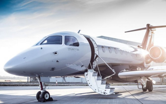 SaxonAir's Legacy 500 Corporate event in partnership with London City Airport
