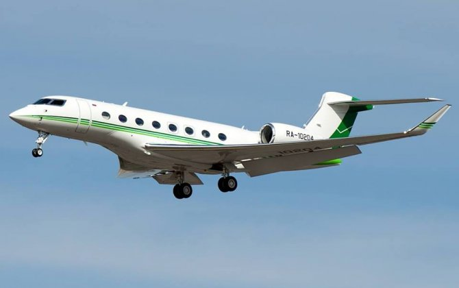 "Sberbank ""moved"" on the G650"