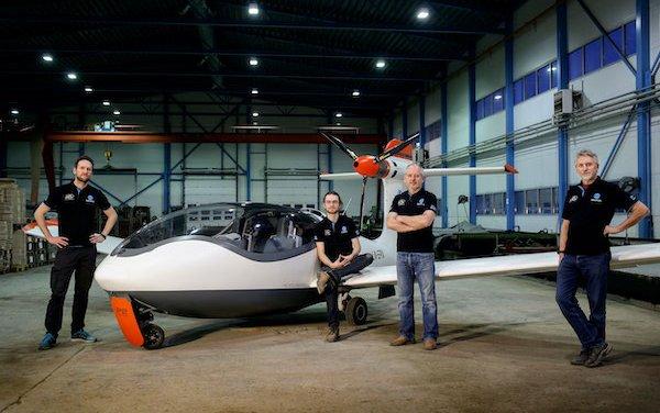 Scandinavian aircraft manufacturer enters race to claim Air Race E title