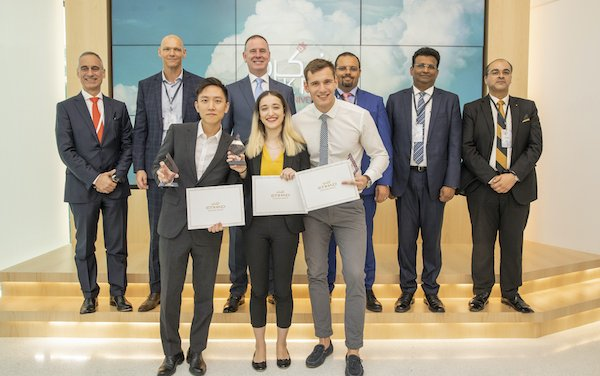 Seamless travel, endless possibilities - the winning team announced by Etihad