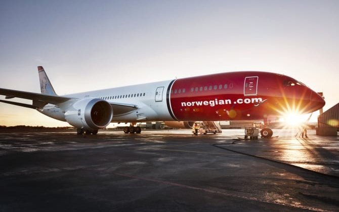 Seasonal Norwegian Service from New York to Athens and Chicago to Barcelona
