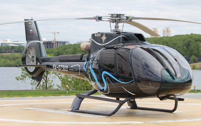 Second Airbus Helicopters hundred in Russia