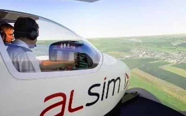 Second ALSIM AL42 in Australia goes to  ATO Learn To Fly
