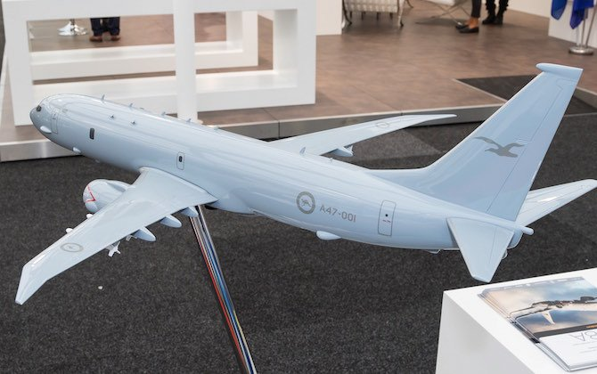 Second batch of four P-8s for the RAAF approved