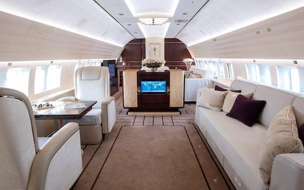 Second Jet Aviation BBJ1 added to its EMEA aircraft management and charter fleet