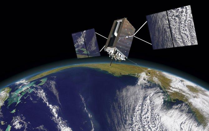Second Lockheed Martin Satellite Assembled, Ready to Begin Environmental Testing
