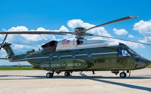 Second Sikorsky contract to build Presidential Helicopters