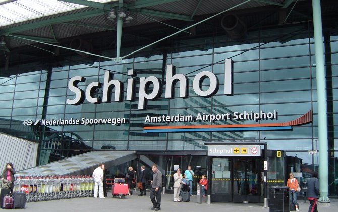 Security suddenly boosted at Amsterdam's Schipol Airport