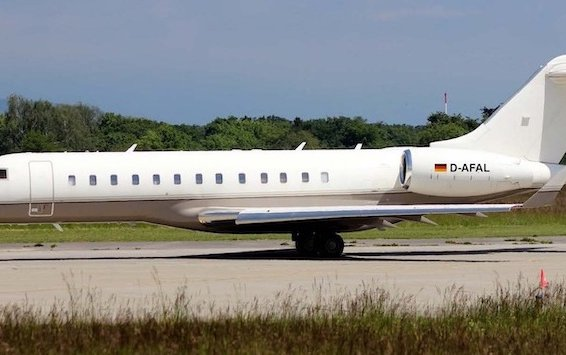 Seventh Global Express joined FAI fleet