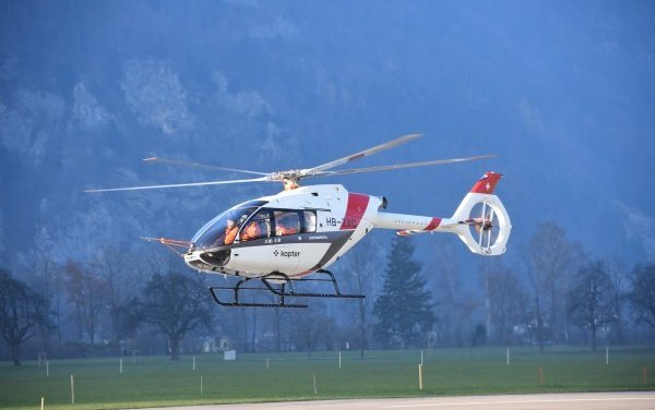 SH09 latest prototype begins flight trials