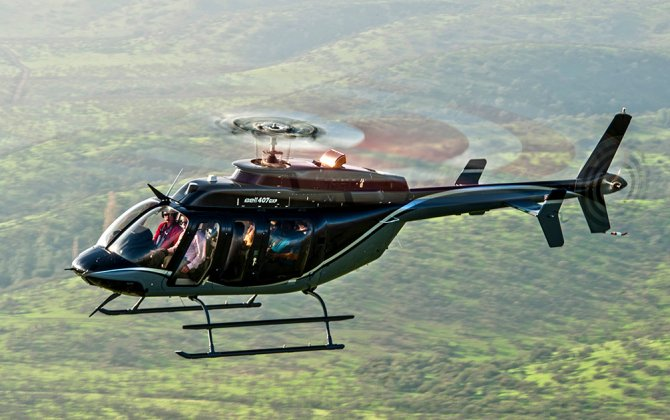 Shaanxi Helicopter signs purchase agreement for 100 Bell 407GXP helicopters