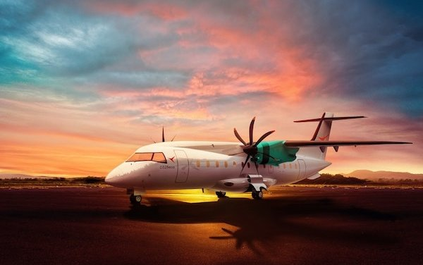 Shape the future of aviation - D328eco aircraft accelerates transition to zero emissions aircraft