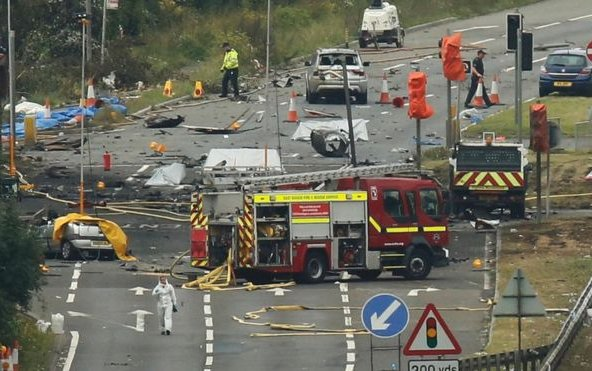 Shoreham crash: Air show stunt and crowd regulations tightened