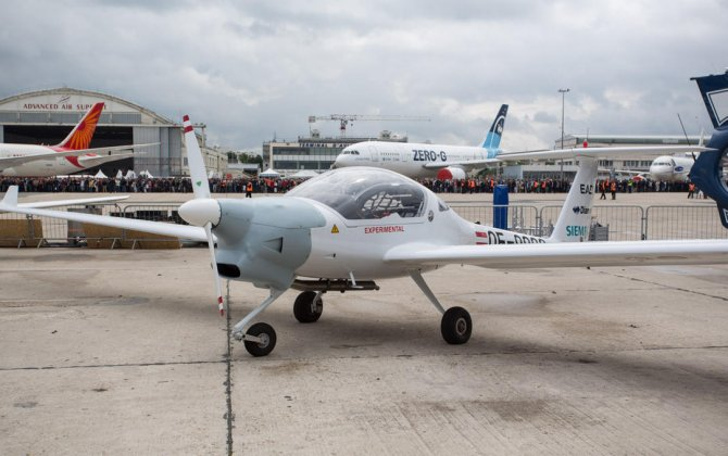 Short haul flights will be quieter with Siemens and Airbus electric aircraft