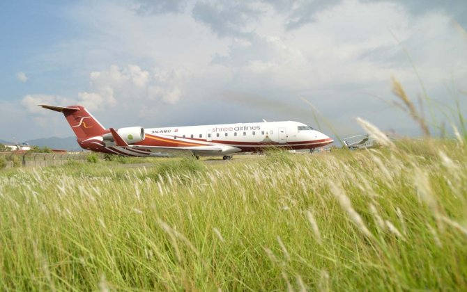 Shree Airlines Joins Bombardier's Family of CRJ Series Aircraft Operators
