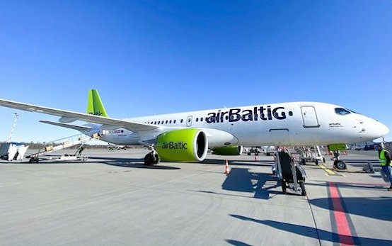 Significant cost reduction achieved by airBaltic