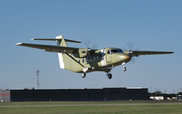 Significant milestone for Cessna SkyCourier program