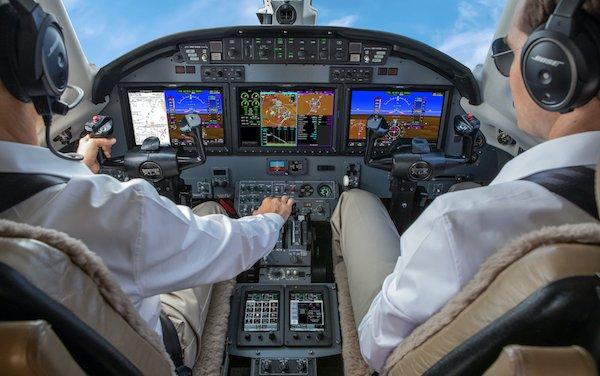 Significant milestone in Garmin G5000 retrofit program for Cessna Citation Excel & Citation XLS