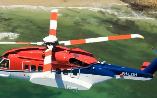 Sikorsky celebrates 10-year anniversary of S-92 helicopter in China