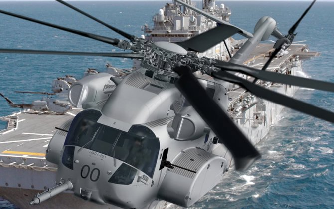 Sikorsky CH-53K programme puts gearbox issues behind it