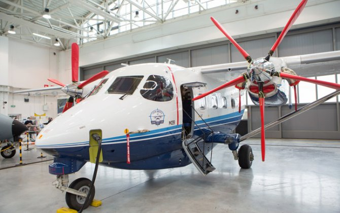 Sikorsky - PZL Mielec prepares multirole M28 airplane for transatlantic leg of Latin American and Caribbean tour