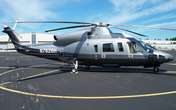 Sikorsky S-76D™ VIP Helicopter Receives Expanded EASA Validation