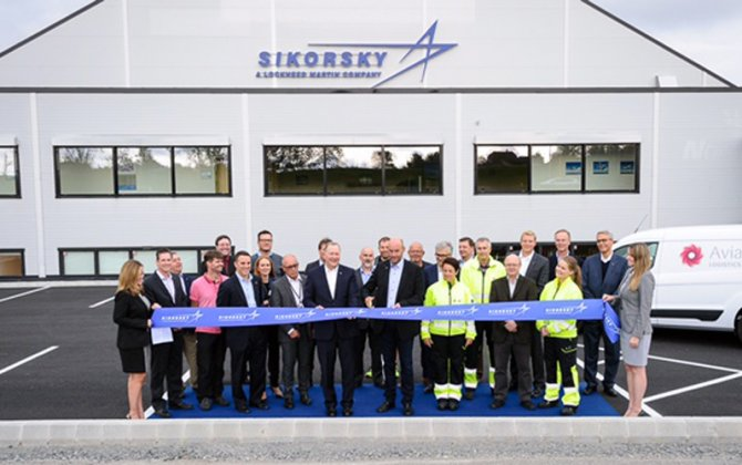 Sikorsky Thanks S-92® Helicopter Operators and Steps Up Support in Key North Sea Region