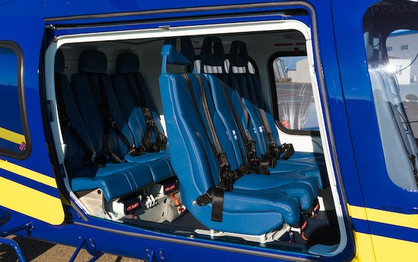 Silk Way Helicopter Services replenished its fleet with modern helicopter for aerial photography
