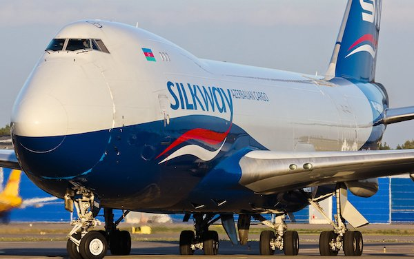 Silk Way West Airlines continues multi-year strategic partnership with ACL Airshop