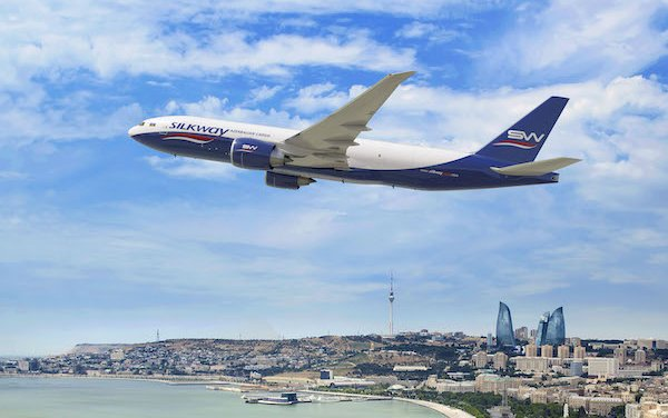 Silk Way West Airlines orders five Boeing 777 Freighters