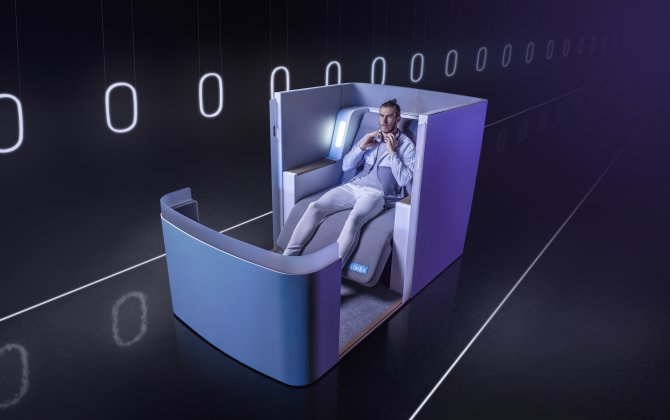 SIMBA Air-Hybrid: the World's most advanced airline seat