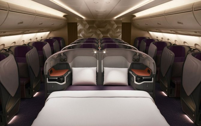Singapore Airlines unveils its New A380 experience