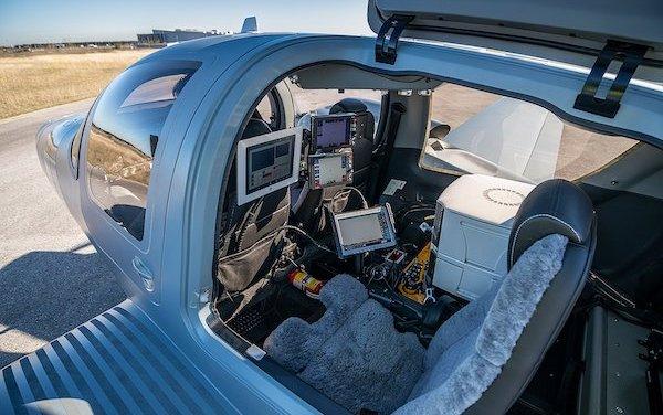 Single Seat STC on DA62 MPP received - Diamond Aircraft