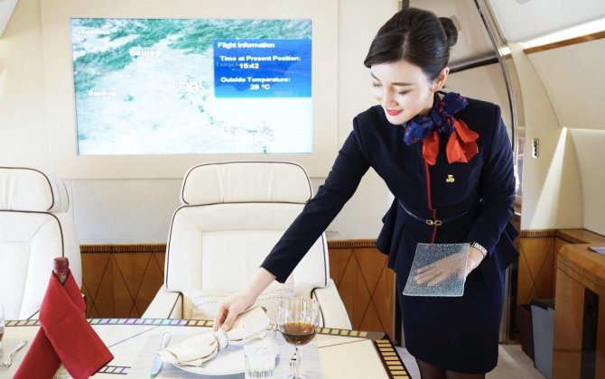 Sino Jet Launches new Guangzhou Operation Following Government's 88 billion Investment into Greater Bay Area, China