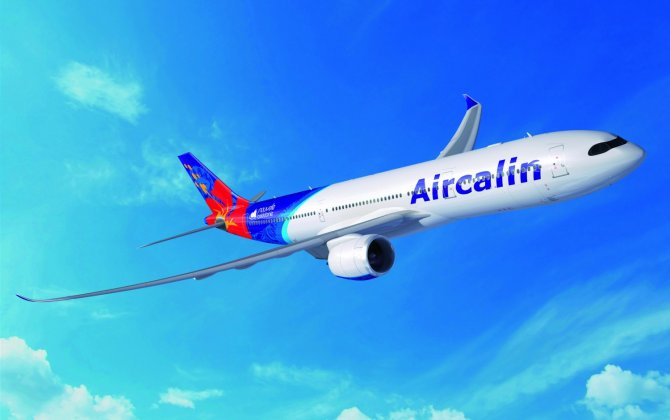 SITAONAIR connectivity helping Aircalin to deliver its next-gen strategy