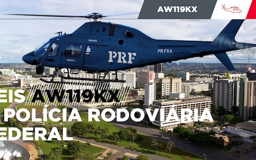 Six AW119Kx helicopters to strengthen security and rescue operations in Brazil