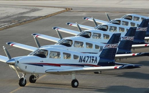 Six Piper Archers received and purchase agreement for 100 Piper Trainers: ATP Flight School
