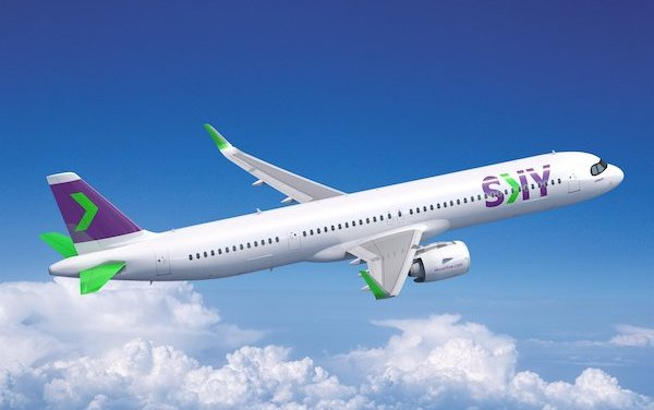 SKY expands its international footprint with 10 A321XLRs