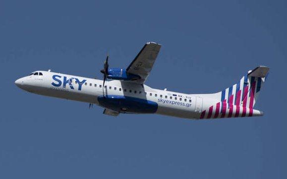 SKY express fleet modernisation with ATR 72-600