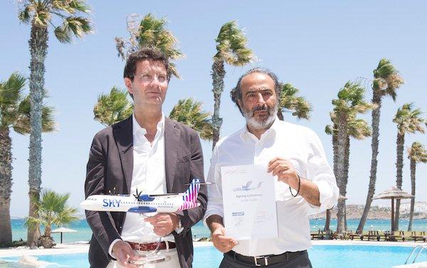 SKY express signs deal for six ATR 72-600
