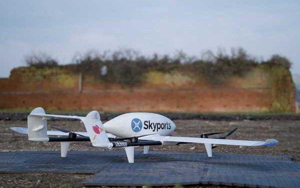 Skyports partners with Australian drone-powered health logistics company Swoop Aero