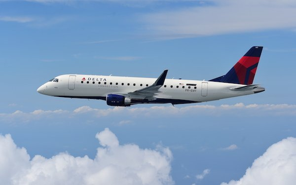 SkyWest Airlines orders 16 new E175 aircraft for operation with Delta Air Lines